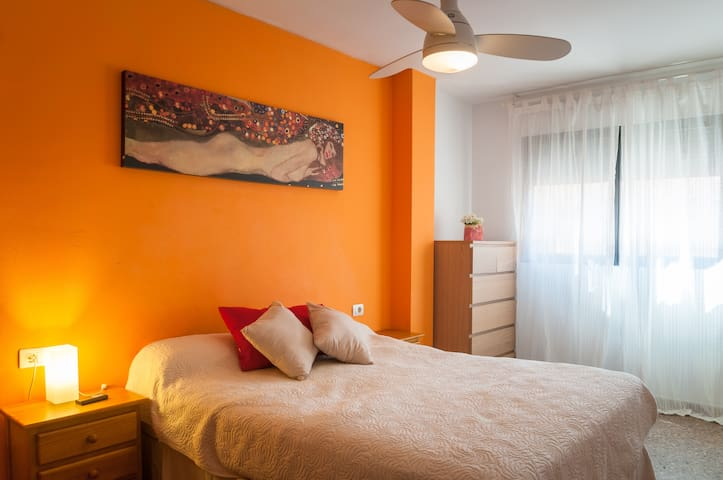 Downtown modern apartment - Castelló de la Plana