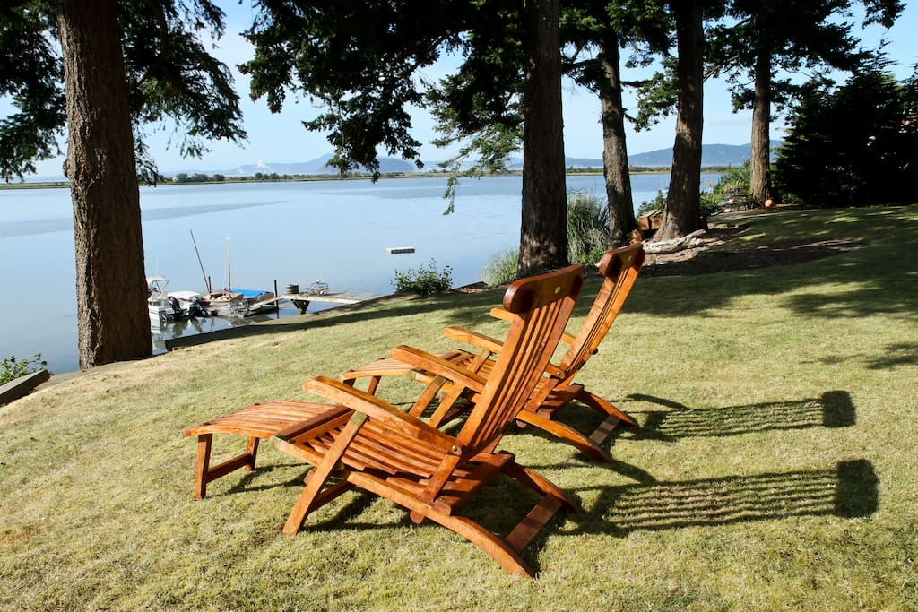 Alice Bay. a saltwater front stay