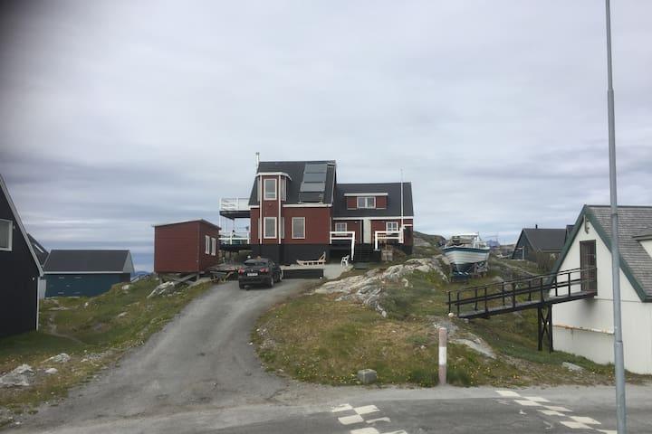 Eventyrhuset i Gamle Nuuk