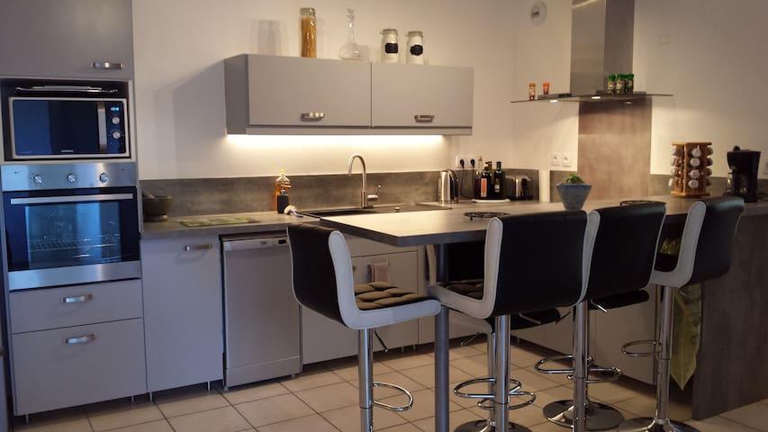 Chez Nat - Le Pontet - Apartemen