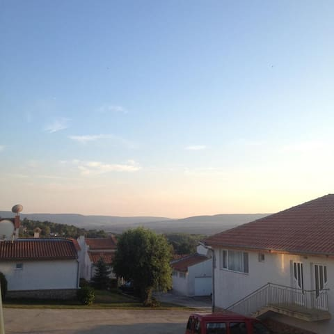 House with Perfect Sunset View near Albena resort