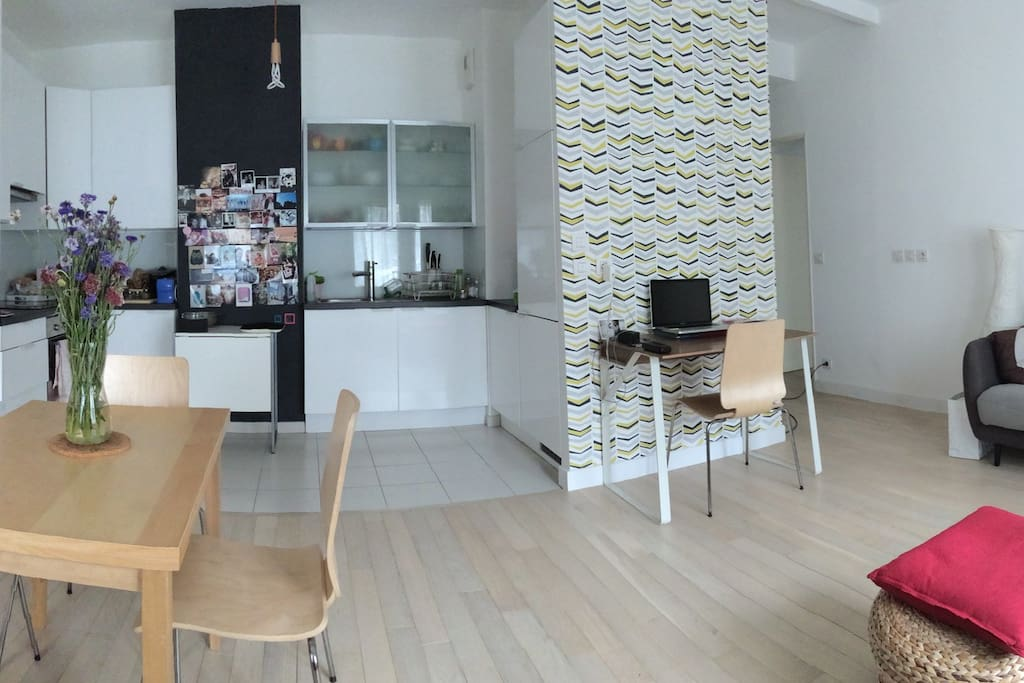 Appartement 2p agr able boulogne apartments for rent - Salon de massage boulogne billancourt ...