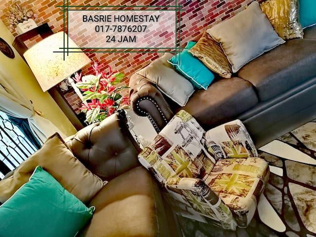 Basrie Homestay Pagoh 2 - Bandar Universiti Pagoh