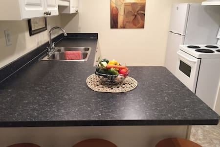 Private, legal basement suite, new, clean. - Saskatoon - House - 1