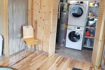 Laundry Room off Dining/Great Room