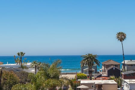 Seas the Day - 2 Bedroom, 2 Bath Sleeps 5 - Del Mar - 公寓