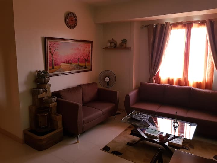 Heart of the City 2BR GreatView Northpoint Bajada