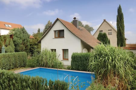 Holiday cottage with 2 bedrooms on 45m² in Spitzkunnersdorf