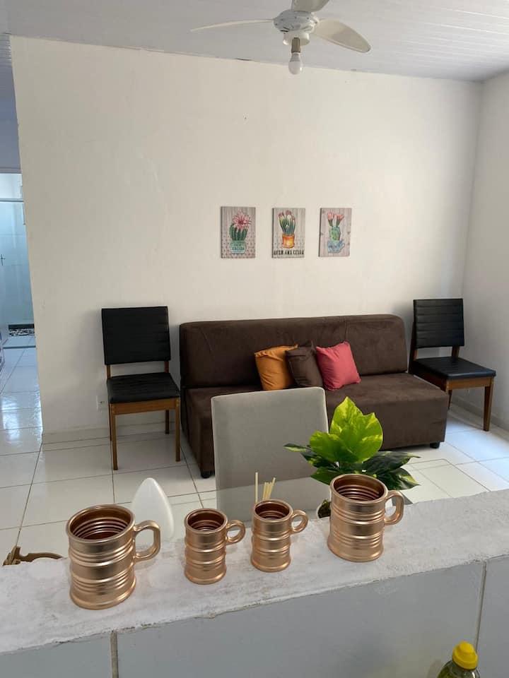 2 quartos próx. Vale Arcellor EDP, Jardim Camburi