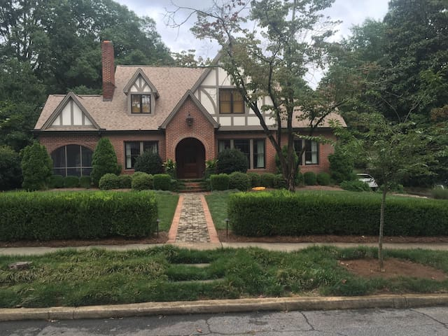 Downtown Greenville: Entire home or room(s)