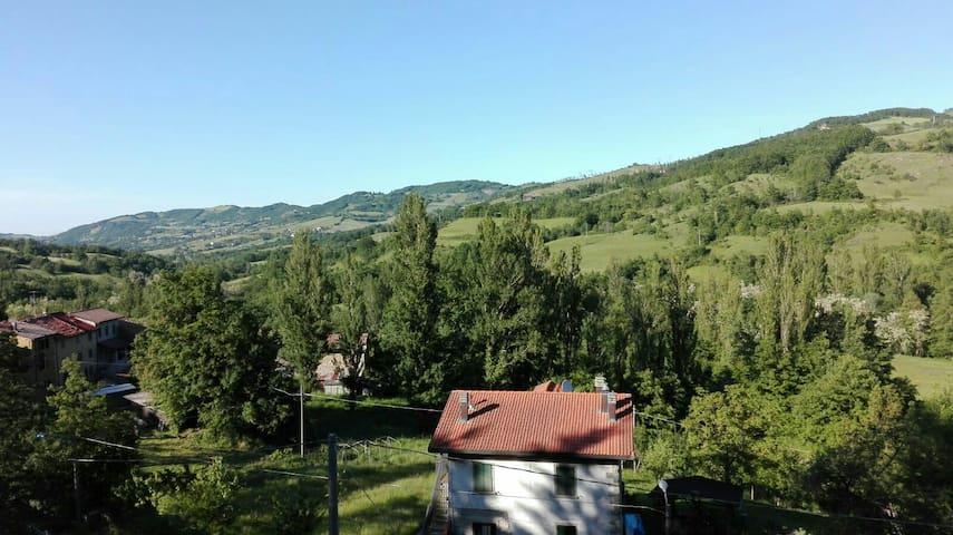 Villa Doralice tra Firenze Bologna - Castiglione dei Pepoli - Villa