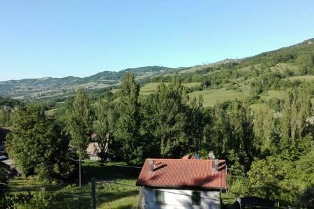 Villa Doralice tra Firenze Bologna - Castiglione dei Pepoli