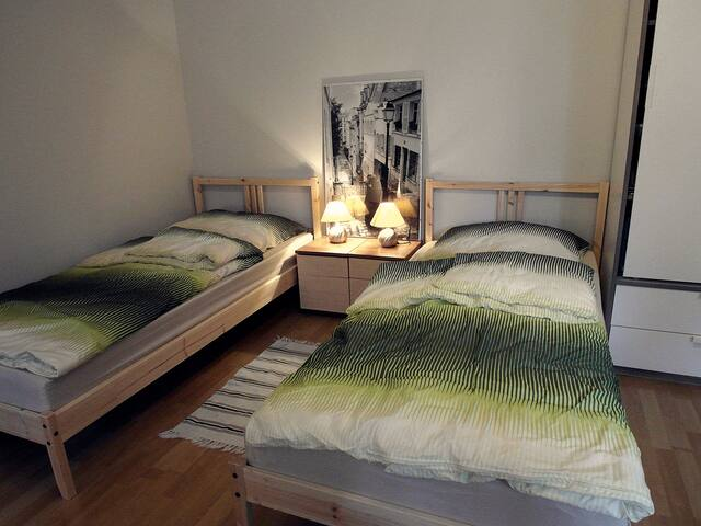 Comfortable and cozy studio, WiFi - Poznań - Daire