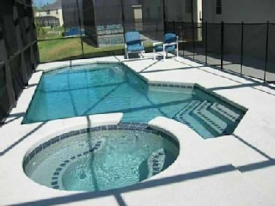 Private SOUTHERN exposure pool