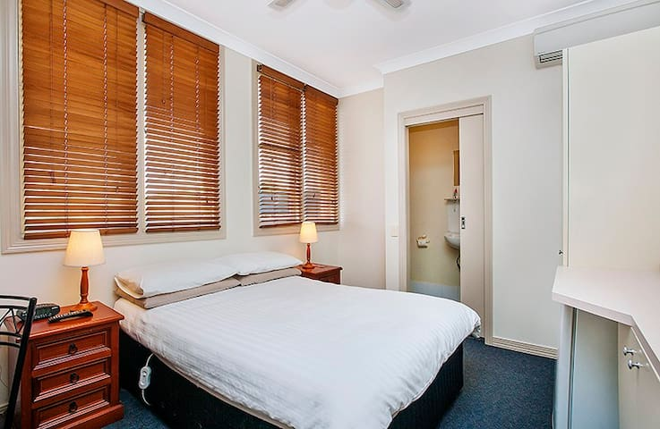 Private Double Room with free breakfast