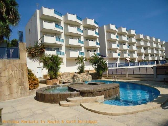 La Zenia 3 Bed Penthouse Apartment H2