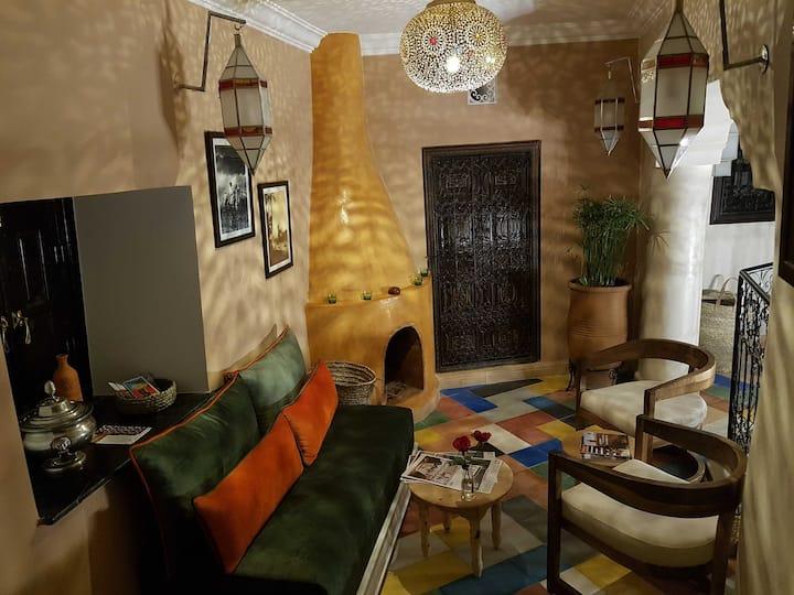 🧡 Riad Bilkis la magie de Marrakech 🧡