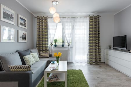 "Modern Apartment ""Green Energy"" - Cracovia"