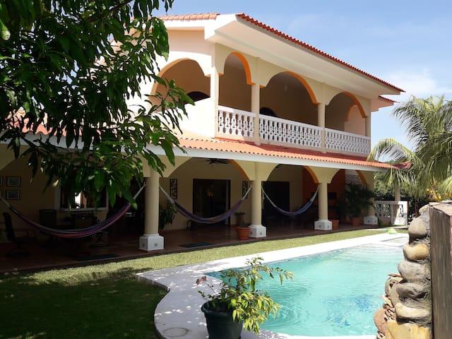 Casa de Playa en San Blas