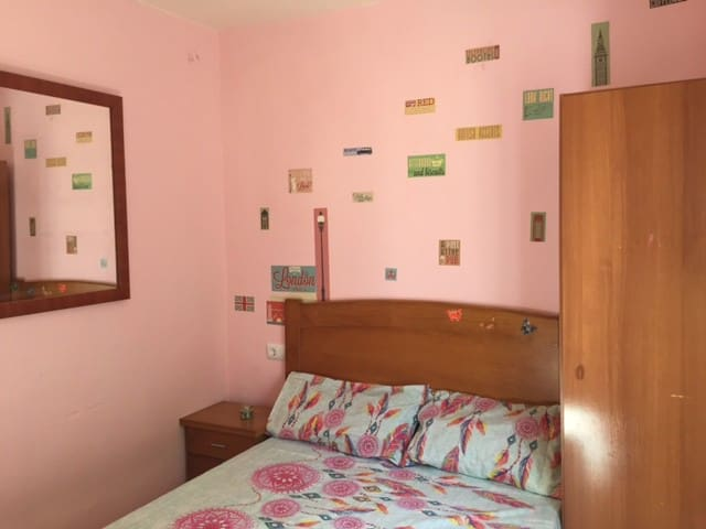 Center. Double room with soul. WIFI