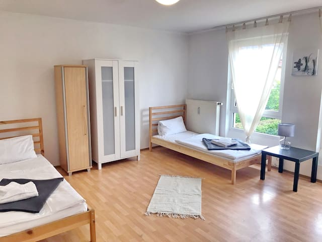 2-bedroom apartment in Schwandorf (ID 207)