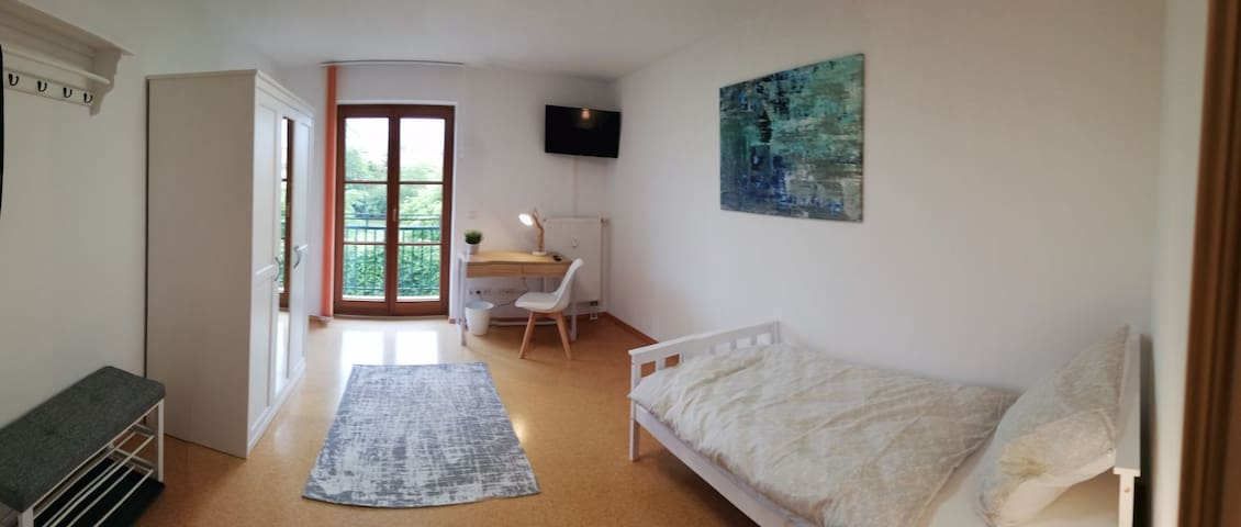 Privatzimmer nähe Erding/München/Alpen