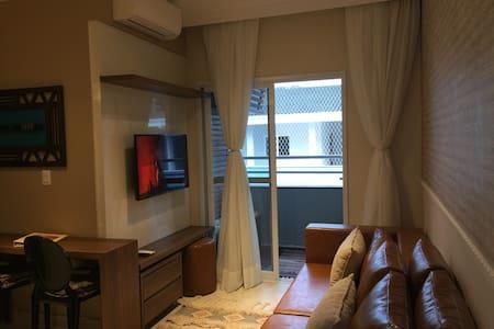 Apartamento Novo! Próximo a restaurantes e praias