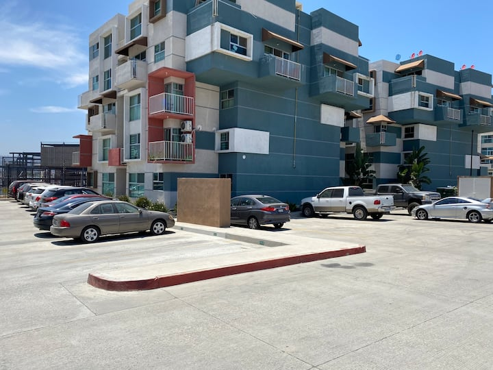 Tijuana beautiful and fully equipped apartment
