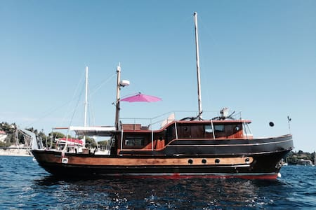 motoryacht 18 metri con skipper  - saint tropez - Bateau