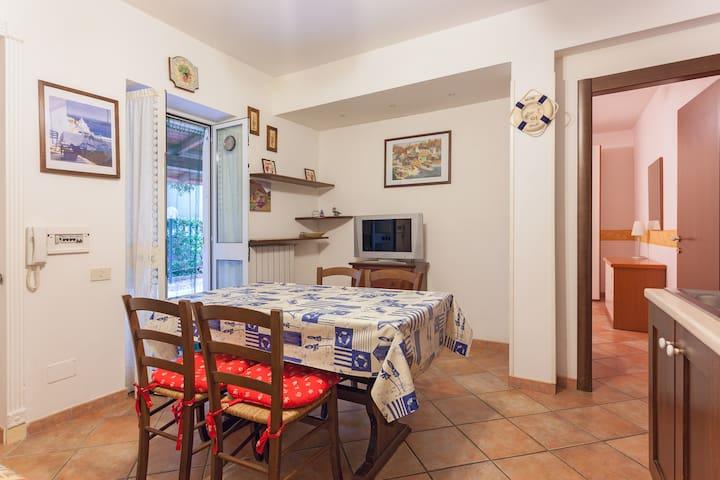 Appartament Passoscuro in Fiumicino - Passo Oscuro - Lägenhet