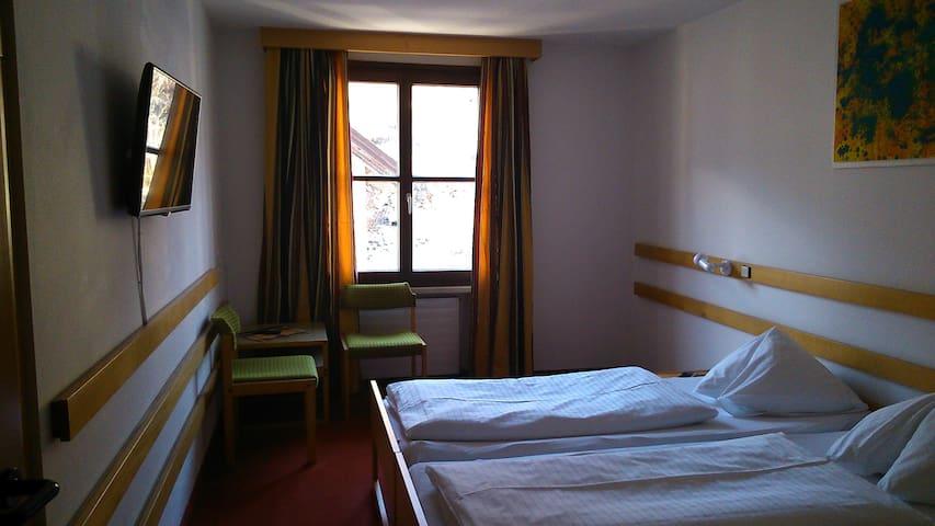 Doppelzimmer mit oder ohne Frühstück - Mauterndorf