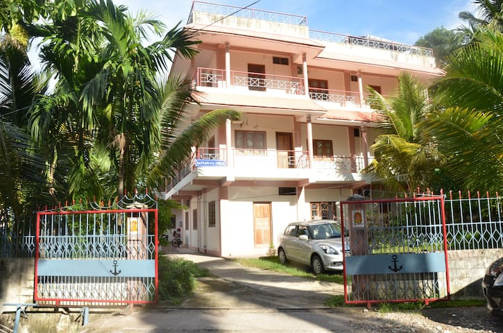 BLUE BRIDGE HOMES - Port Blair - Apartment