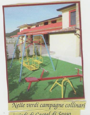 proprietario - Castel di Sasso - Wohnung