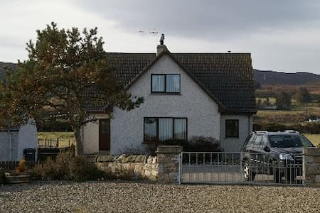 Holiday home in Brora - Dalchalm - Rumah