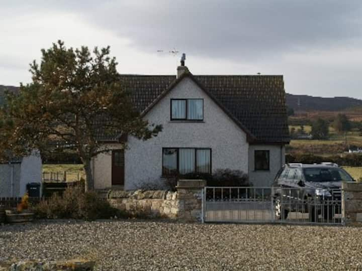 Holiday home in Brora
