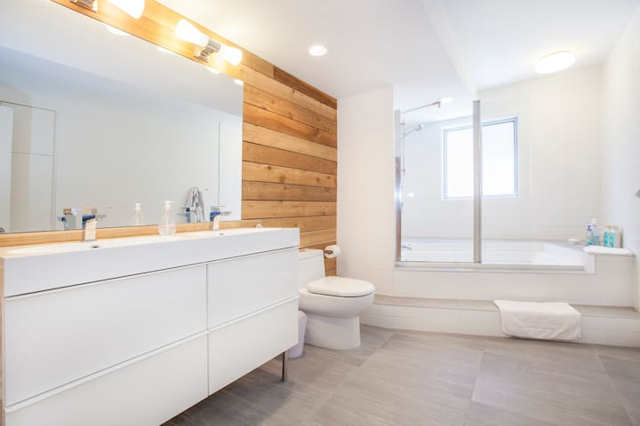 Chic Flat in Old Rosemont - Montréal - Wohnung