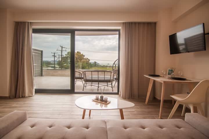 Luxury House - Μοντέρνο διαμέρισμα με θέα (102)