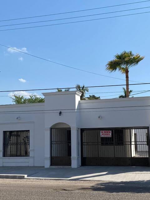 Se renta casa céntrica en Navojoa, Sonora