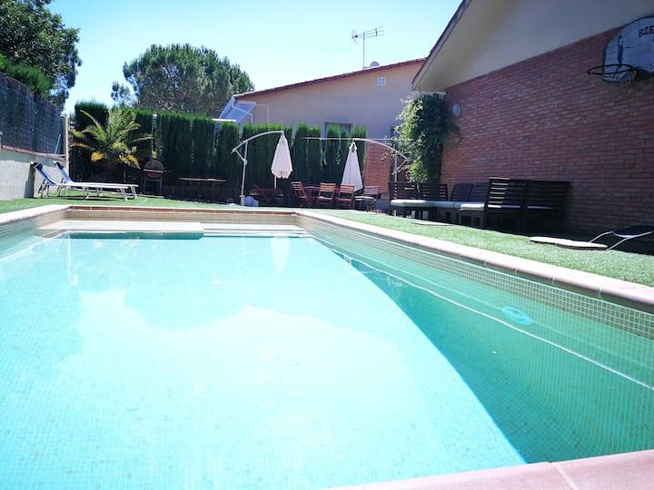 Casa en Begues. Cerca de Barcelona y Sitges