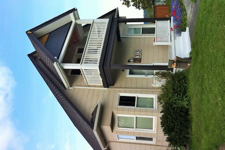 Lovely Victorian 8 blocks to town! - Port Angeles - Casa