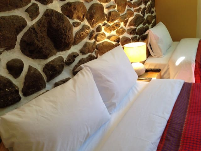 Cozy room with Inca wall - Ollantaytambo - House