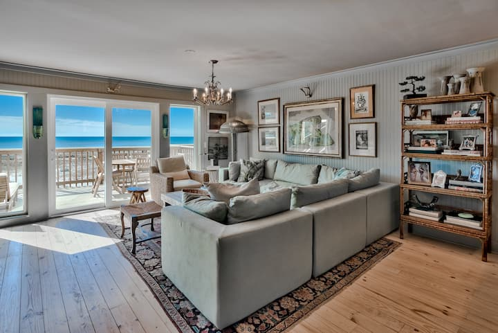 Gorgeous Remodel & Amazing Ocean Views, 30A!