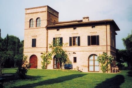 Beautiful tuscan country house - Buonconvento - House