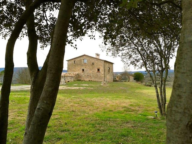 Casa rural amb història - Puig-reig - Bed & Breakfast
