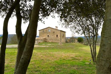 Casa rural amb història - Puig-reig - 住宿加早餐
