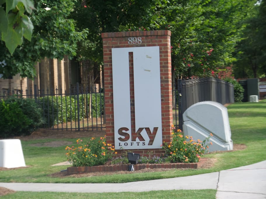 Sky Lofts is a beautiful condominium living  in the historic West End.
