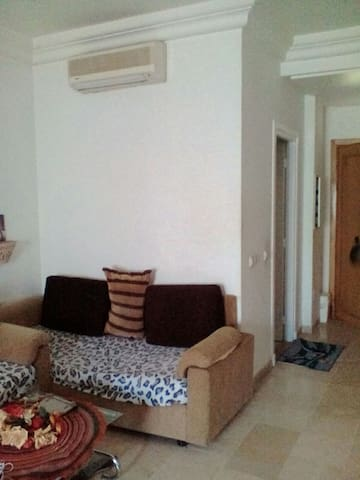 Appartement à hammamet avec piscine - Yasmine Hammamet - Apartamento