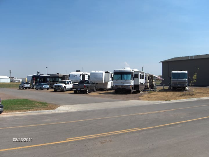 This is an RV Park!! (Space #1)