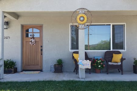 Clean & Comfortable newer home - Santa Margarita  - House