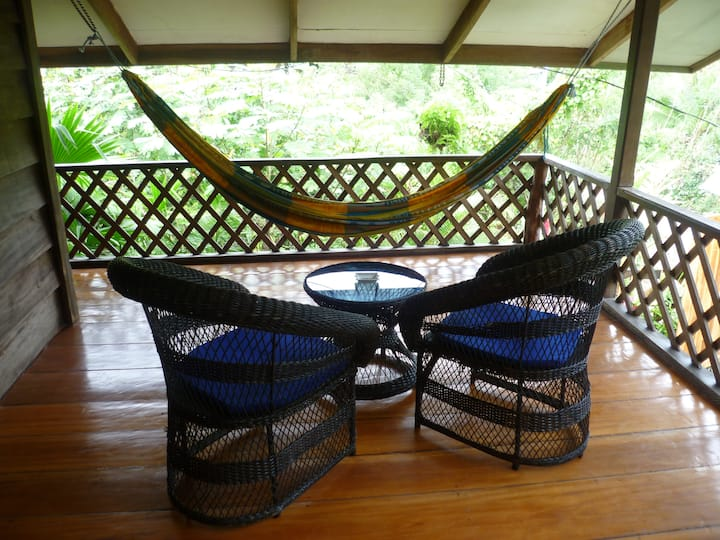 BEACH 100 meters. LOVELY Apartment in the JUNGLE